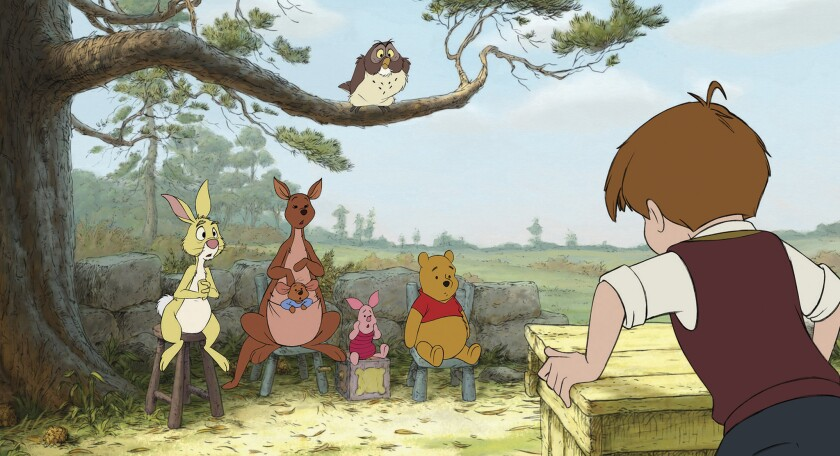 """Indie filmmaker Alex Ross Perry and Disney are developing a live-action movie based on """"Winnie the Pooh."""""""