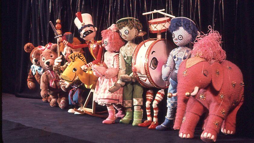 Bob Baker Marionette Theater presents Bob Baker's Nutcracker