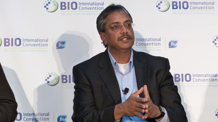 Vijay Swarup, vice president of research and development for ExxonMobil, says the company is committ