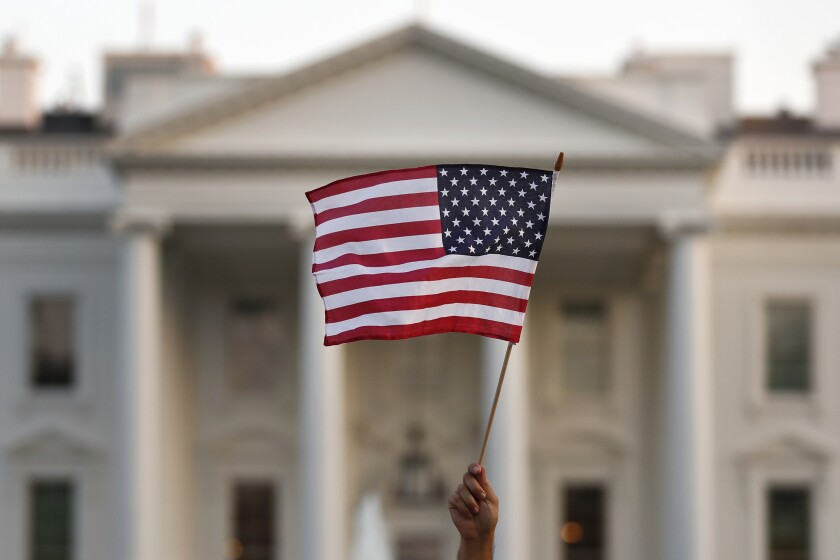 La legislación requeriría un mínimo de 10 votos republicanos para derrotar a un obstruccionismo en el Senado.