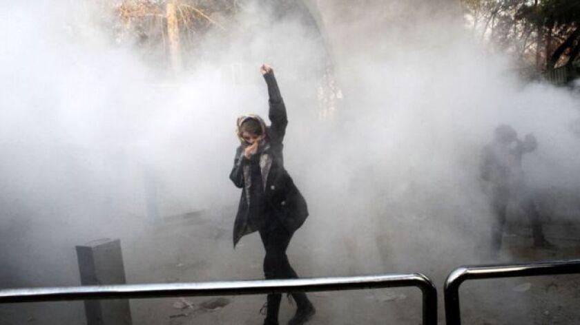 A una semana del inicio de las protestas en Irán que dejaron al menos 22 muertos, la calma parece ir retornando poco a poco al país.