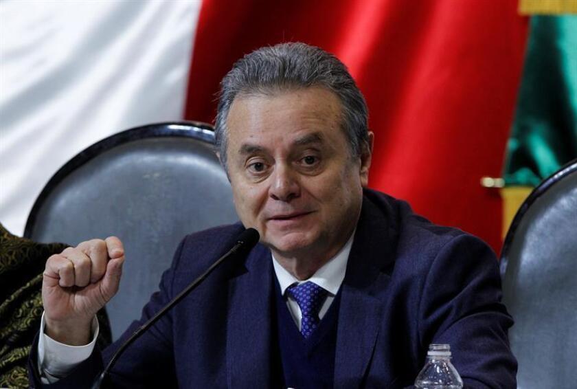 El secretario mexicano de Energía, Pedro Joaquin Coldwell. EFE/Archivo