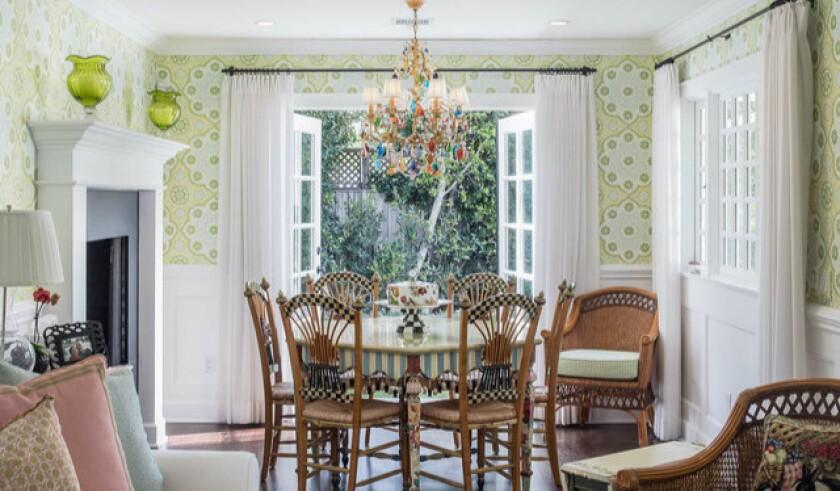Emma Stone's Beverly Hills cottage