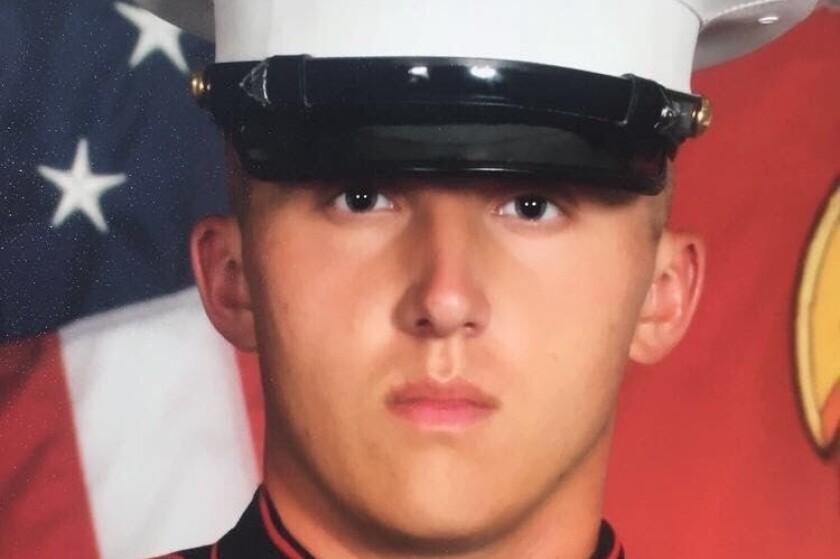 Joseph Salcido, 21, of Vista was killed June 14 in an Anaheim auto accident.