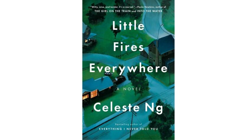 "Celeste Ng's ""Little Fires Everywhere"""