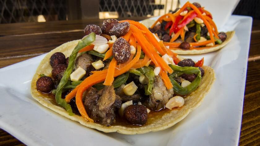 Lengua Tacos