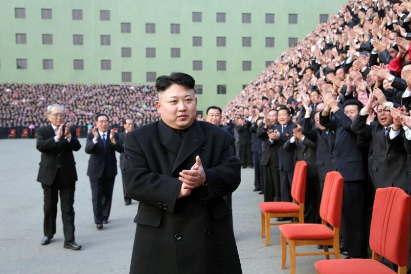 North Korea 2014 meets Rome AD 65
