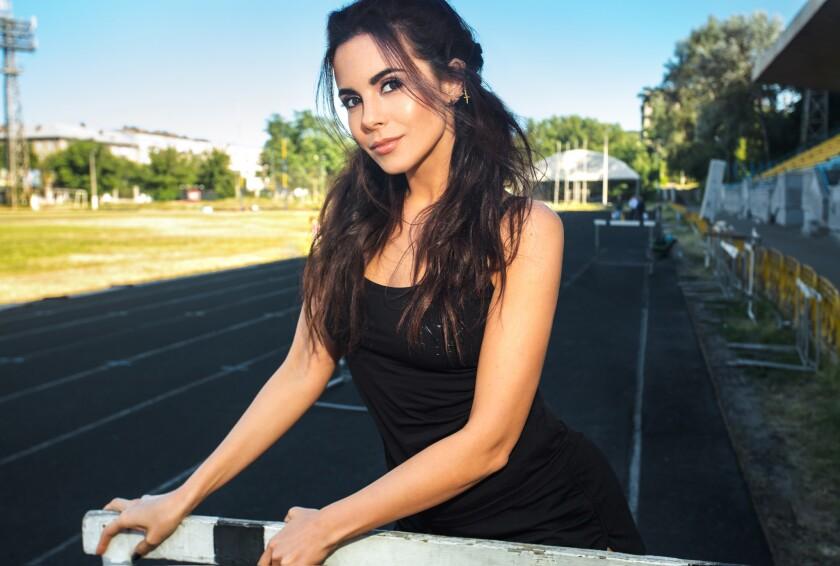 NK (nacida como Anastasiya Oleksiyivna Kamenskykh) tiene una larga carrera en la escena del pop europeo.