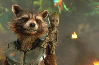 'Guardians Of The Galaxy Vol. 2' movie review by Kenneth Turan
