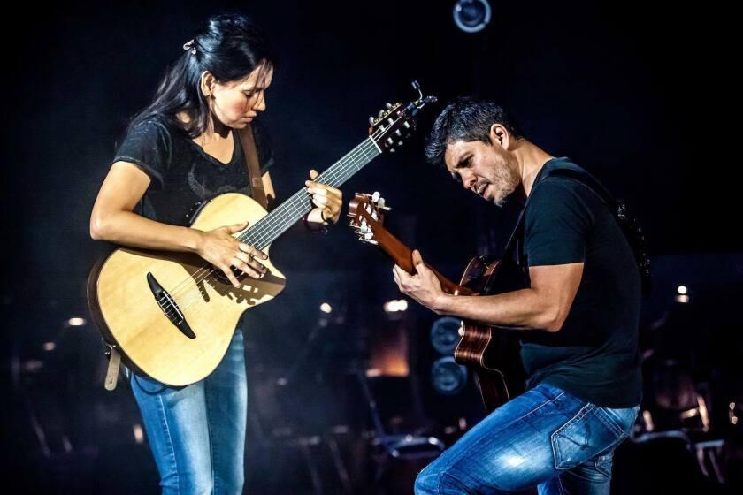 Rodrigo y Gabriela. (Jim Mimna)