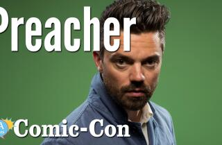 """Preacher"" Cast Talks About Shooting In New Orleans At Comic-Con 2017"