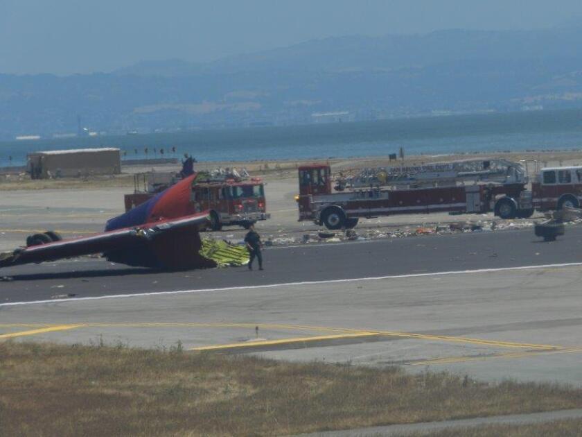 Passenger describes last few moments before plane crash