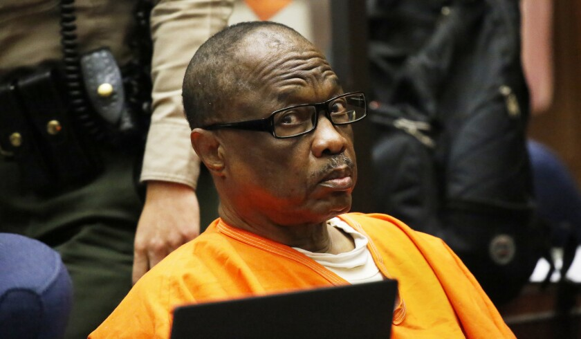"Lonnie David Franklin Jr. became known as the ""Grim Sleeper"""
