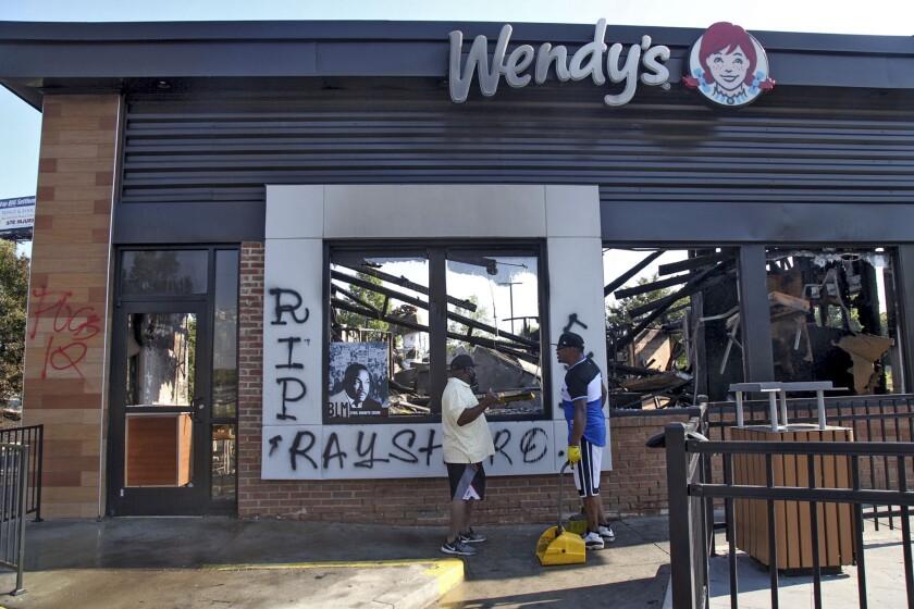 Atlanta Wendy's