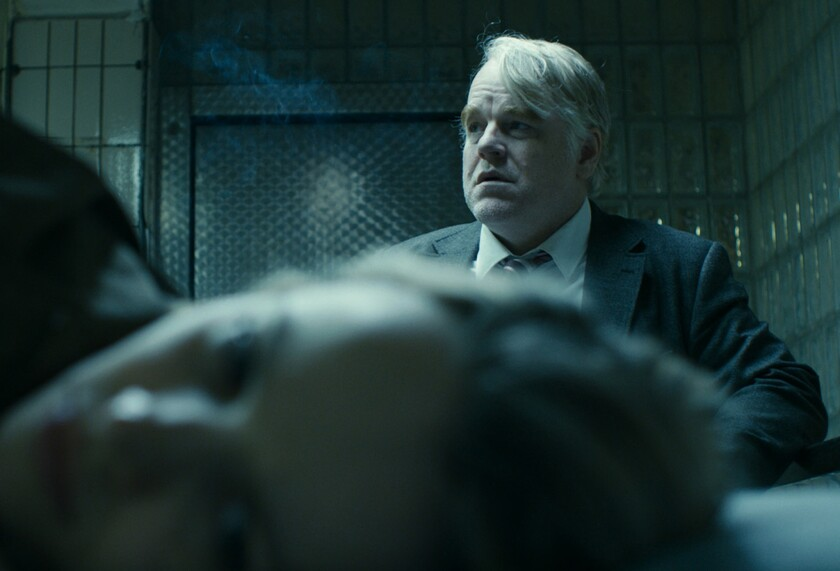 """Philip Seymour Hoffman and Rachel McAdams star in """"A Most Wanted Man."""""""