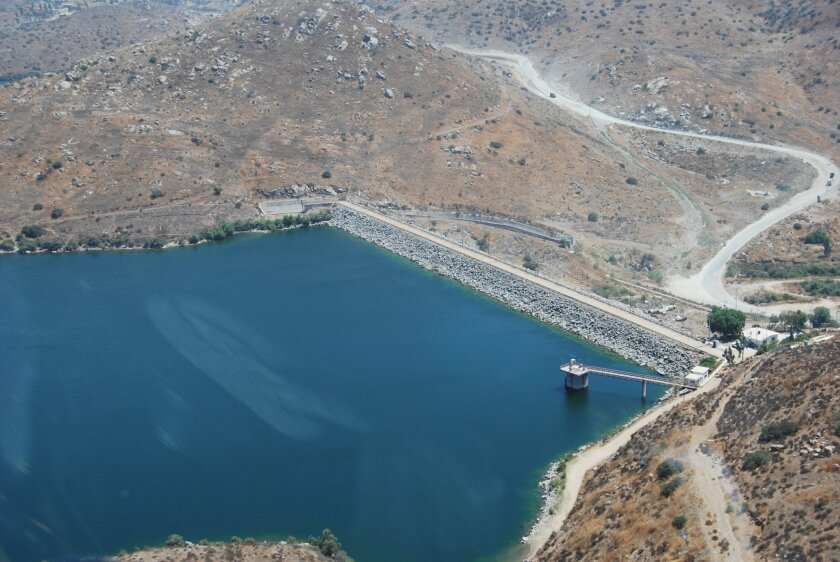 Water service to most of Tijuana and Rosarito Beach will be cut off Wednesday due to scheduled maintenance of Carrizo Dam.