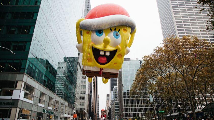 SpongeBob creator Stephen Hillenburg died, New York, USA - 24 Nov 2016