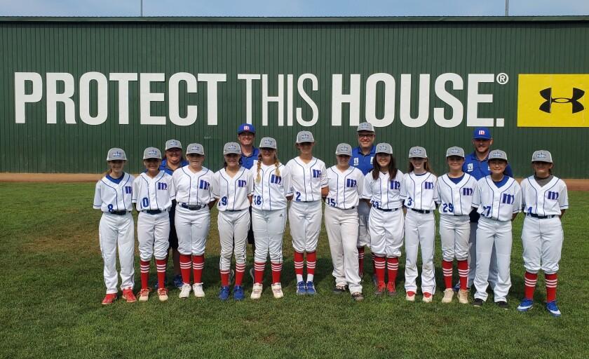 San Diego Mustangs under-12 team
