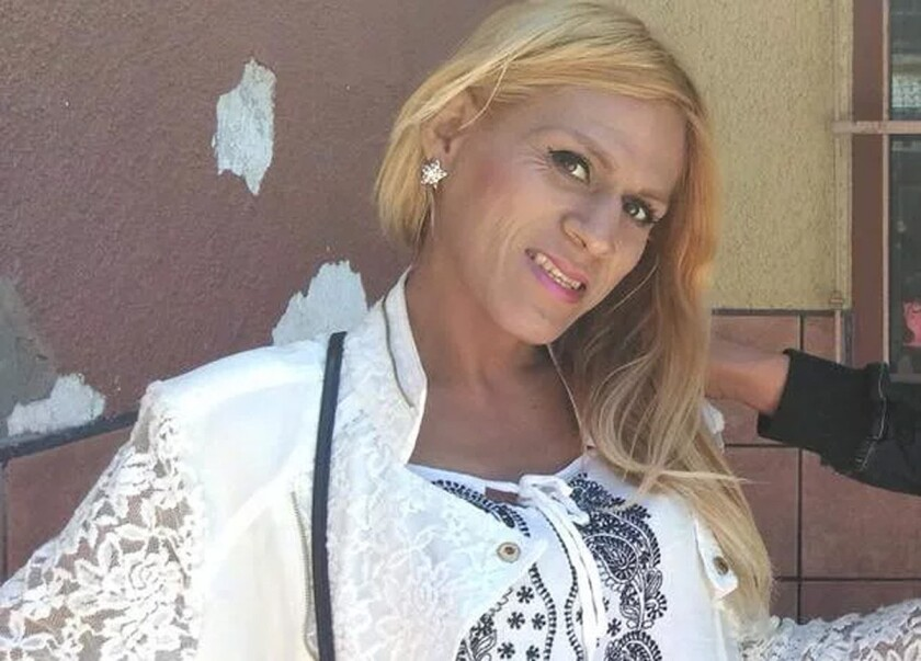 Roxsana Hernández died in ICE custody on May 25.