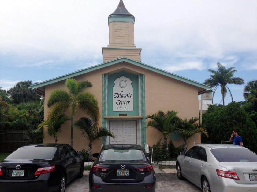 The Islamic Center of Fort Pierce, Fla.