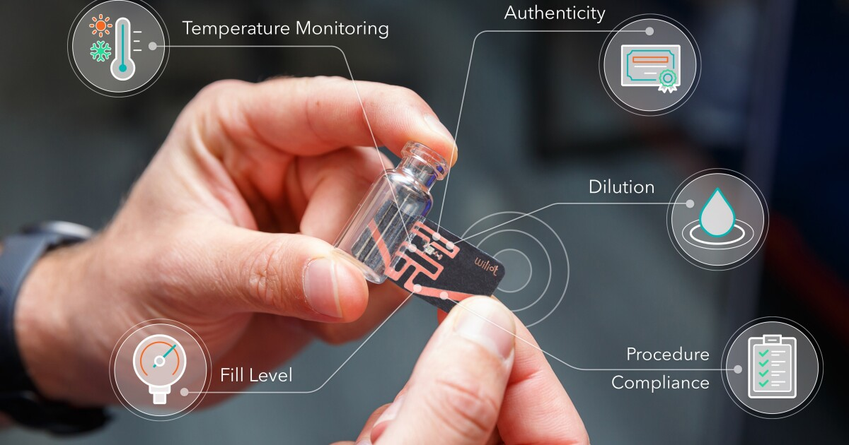 Internet of Things sensor startup Wiliot pulls in $200 million from SoftBank Vision Fund