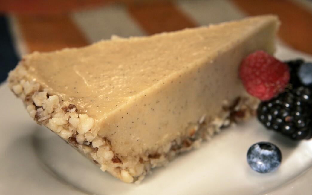 Pleasey cheesecake
