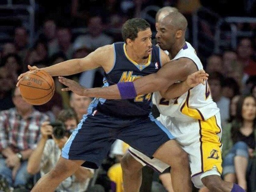 Lakers dominate Nuggets, take easy 103-88 win in series opener