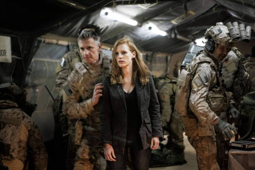Movie 'Zero Dark Thirty' stokes debate on CIA torture