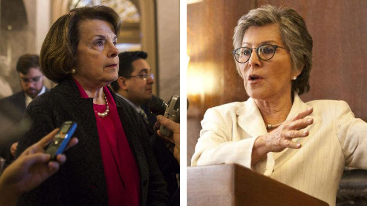 california s senators los angeles times los angeles times