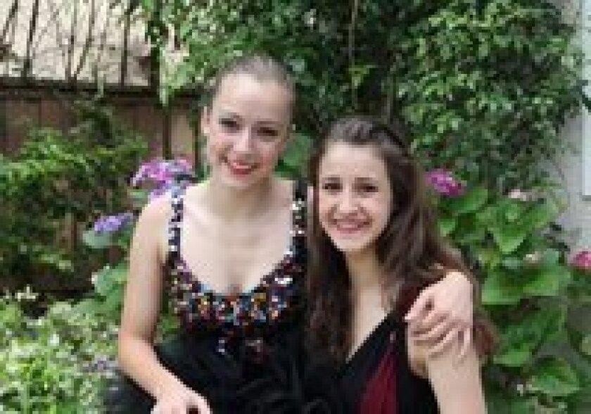 Alexandra and Victoria Krstic