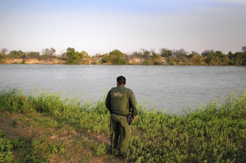 Border Patrol criticized for use of force