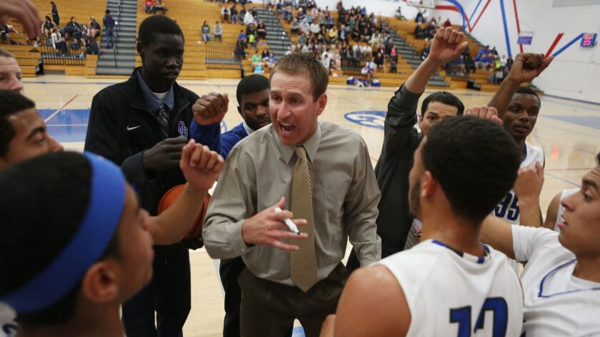 """""""Beating Foothills was a game to remember,"""" Orange Glen coach Chris Featherly said of Friday's triumph."""