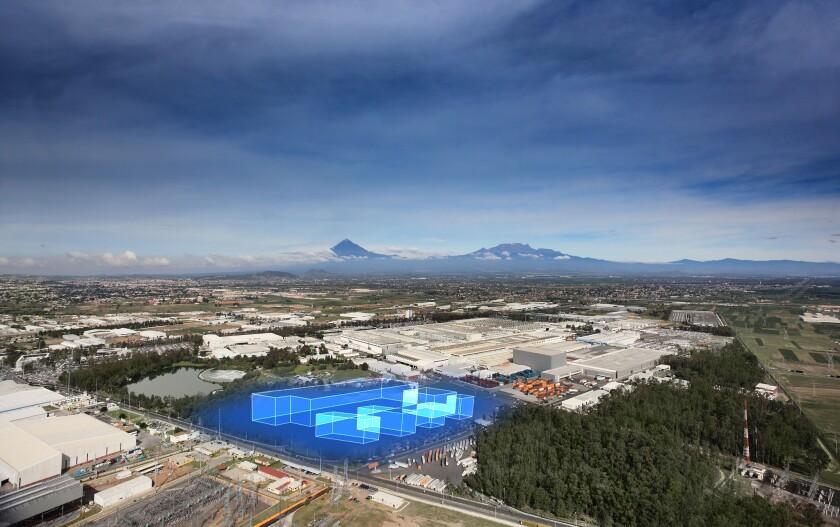 VW Puebla plant