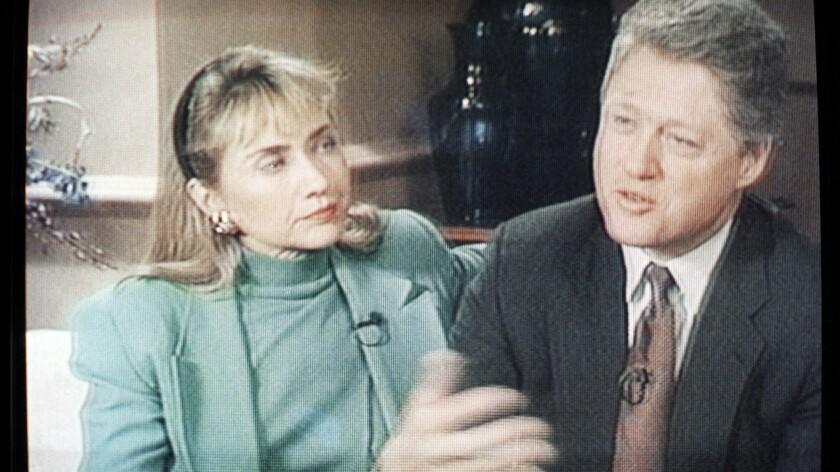 Bill Clinton, Hillary Rodham Clinton