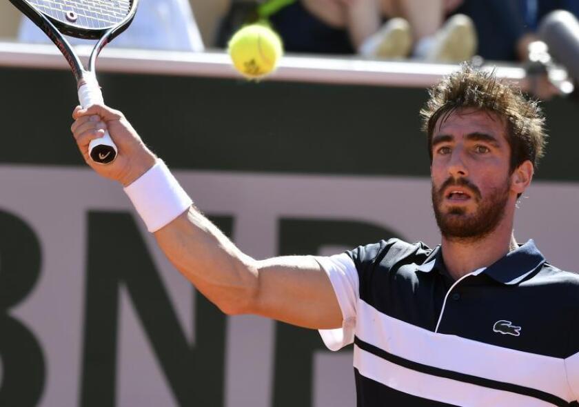 Pablo Cuevas debutará ante el dominicano Roberto Cid en la serie de Copa Davis