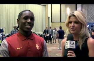 USC's Adoree' Jackson fills role of former teammates