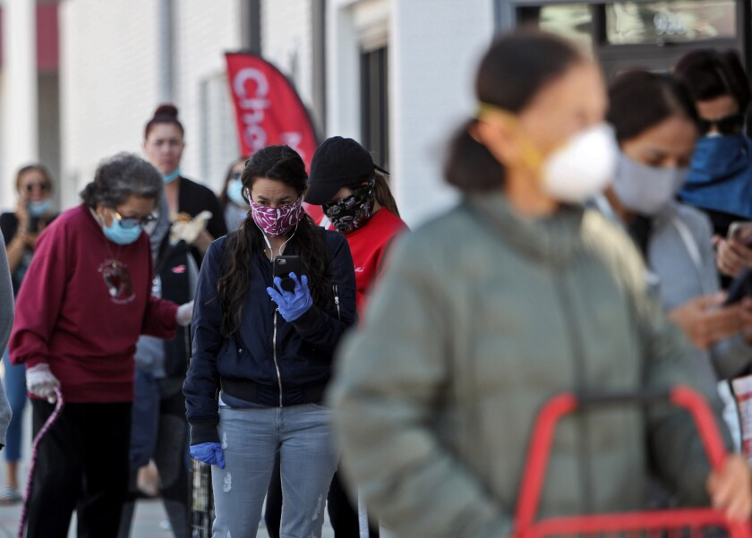 Following a decision by the Glendale City Council, residents are now required to wear face masks anytime they leave home