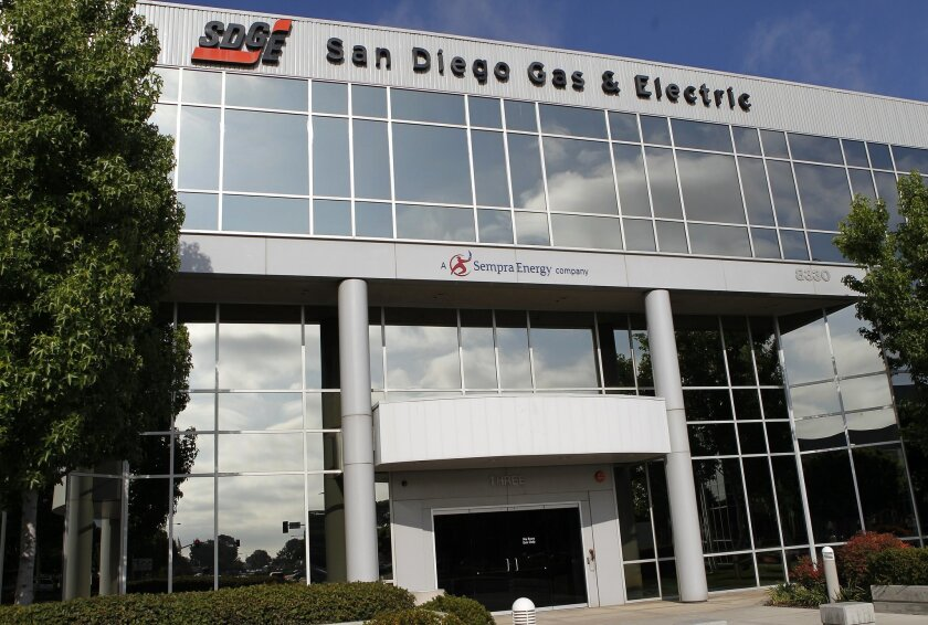 San Diego Gas & Electric says increased costs means it should be allowed to raise rates.