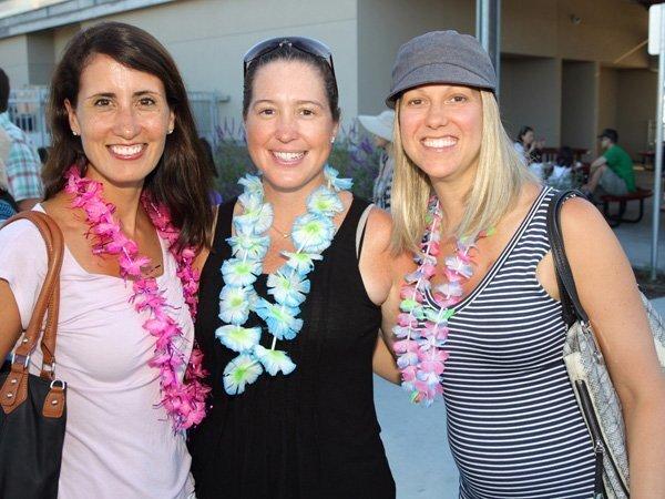 Sarah Cooch, Emily Mannarino, Stephanie Herman