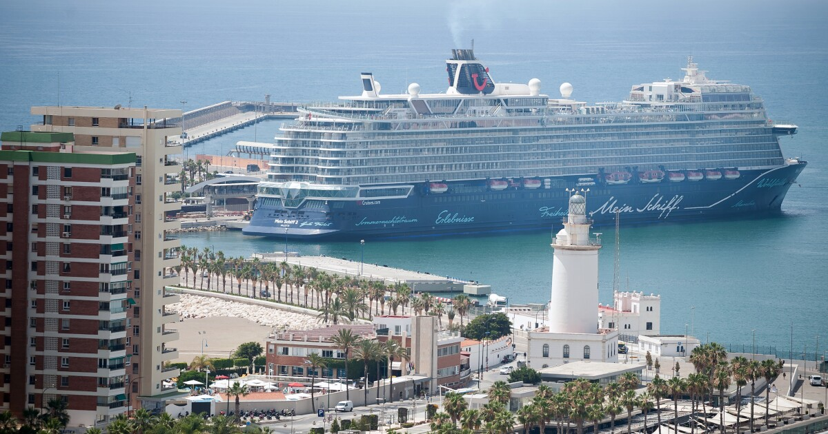 Tears of joy in tourism-starved Spain as its (cruise) ship finally comes in