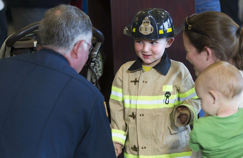 San Marcos Fire Department appreciation