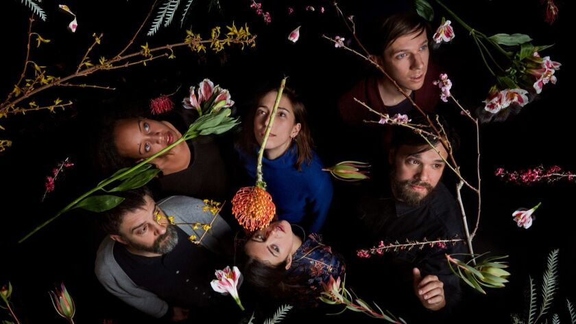 Dirty Projectors will open its first tour in five years Saturday in San Diego with a lineup featuring three new members.