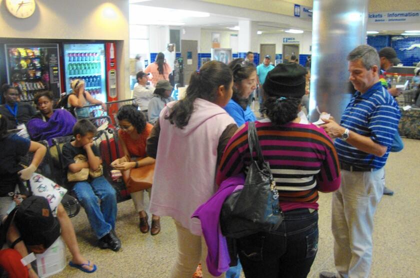 Central American immigrants in San Antonio