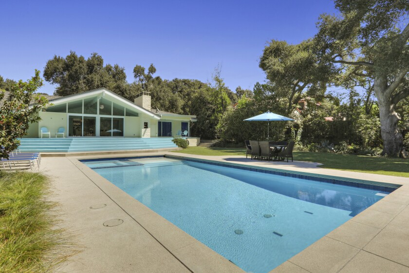 Adam Carolla's La Cañada Flintridge home | Hot Property