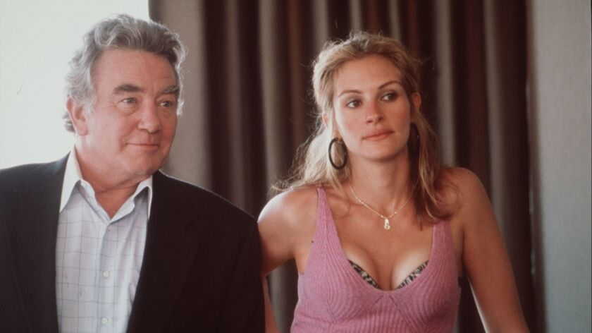 "Albert Finney and Julia Roberts in ""Erin Brockovich."""