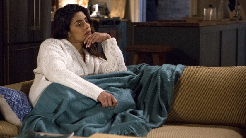 "Alex (Priyanka Chopra) goes undercover in a new episode of ""Quantico"" on ABC."