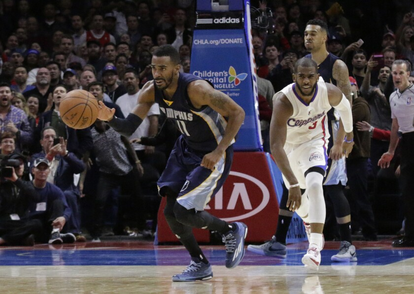 Mike Conley, Chris Paul