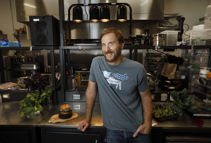 Beyond Meat founder and Chief Executive Ethan Brown