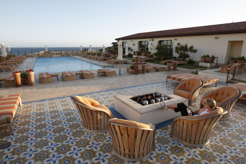 Terranea in Rancho Palos Verdes is offering up to 40% off midweek rates for bookings made through Nov. 30.