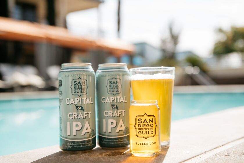 Capital of Craft embraces everything about West Coast IPAs.